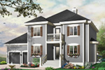 Farmhouse Plan Front Photo 01 - 032D-0765 | House Plans and More