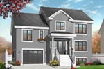 Traditional House Plan Front Photo 02 - 032D-0771 | House Plans and More