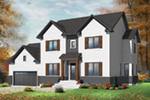 Traditional House Plan Front Photo 01 - 032D-0772 | House Plans and More