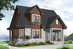Traditional House Plan Front Photo 02 - 032D-0775 | House Plans and More