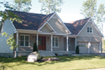 Traditional House Plan Front Photo 01 - 032D-0788 | House Plans and More