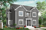 Traditional House Plan Front Photo 01 - 032D-0791 | House Plans and More