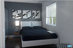 Contemporary House Plan Bedroom Photo 02 - 032D-6029 | House Plans and More