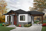 Craftsman House Plan Front Photo 03 - 032D-0815 | House Plans and More