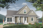 Front Image - 032D-0859 | House Plans and More