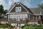 Front Photo 01 - 032D-0859 | House Plans and More