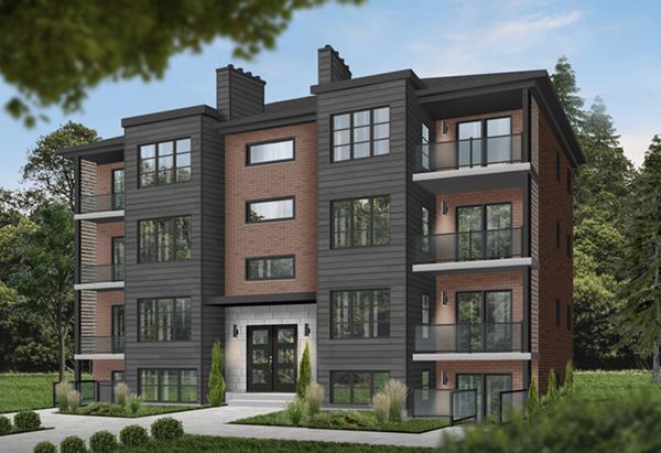 Santa domingo eight plex home plan 032s 0001 house plans for Apartment plans 8 plex