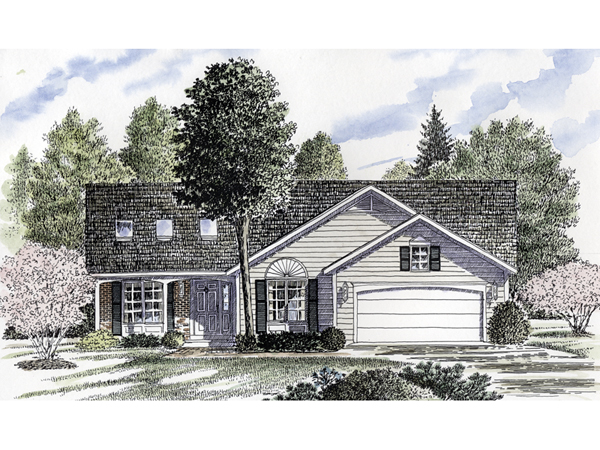 Pecan Hollow Country Ranch Home Plan 034d 0003 House