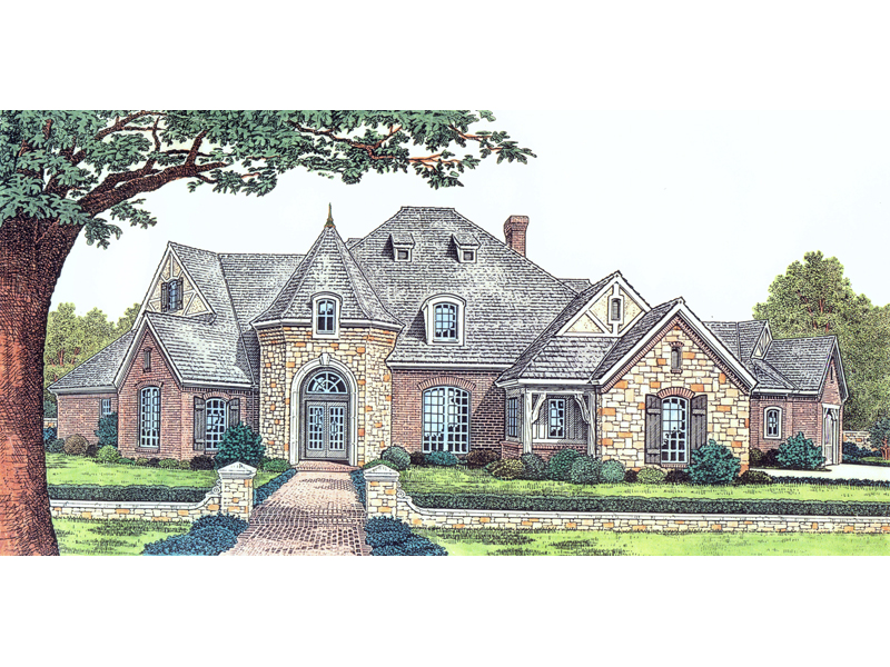 Castle like home floor plans for Castle style house plans