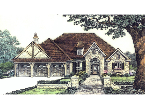 Tudor House Plans from Houseplans.com - House Plans – Home Plans