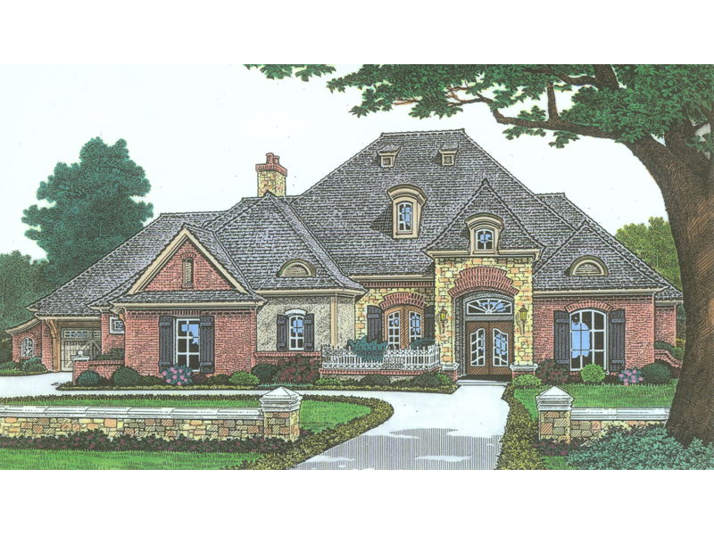 Wellfleet manor european home plan 036d 0155 house plans for European manor house plans