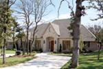 Stylish And Elegant European Ranch Home