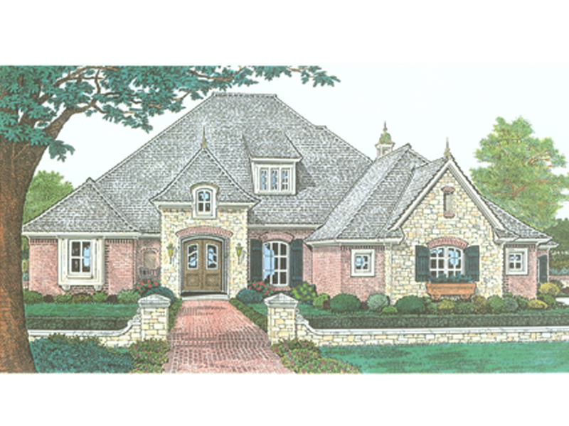 Arundel manor european home plan 036d 0201 house plans for European manor house plans