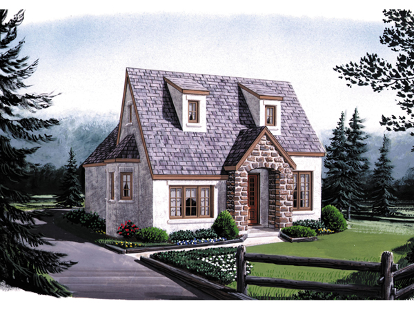 Southwood cape cod home plan 037d 0018 house plans and more for Southwood home