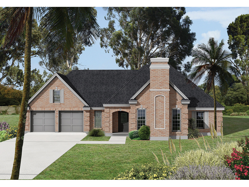 Attractive Ranch Home, Basic In Style