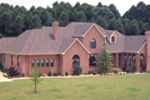 Traditional House Plan Front Photo 01 - 038D-0001 | House Plans and More