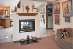 Traditional House Plan Fireplace Photo 01 - 038D-0066 | House Plans and More