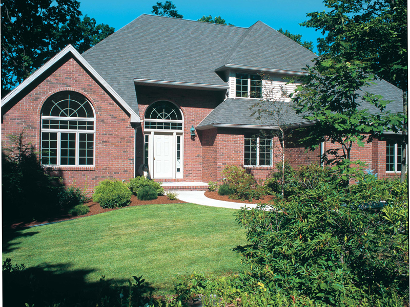 Sunbelt Home Plan Front of Home 038D-0071