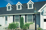 Traditional House Plan Front Photo of House - 038D-0077 | House Plans and More