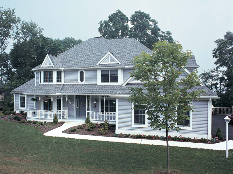 Southern House Plan Front of Home 038D-0081