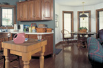 Traditional House Plan Kitchen Photo 01 - 038D-0085 | House Plans and More