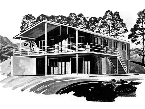 Rainey Lake Waterfront Home Plan 038d 0112 House Plans