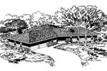 Contemporary Ranch Home Design