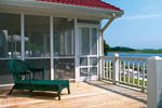 Southern House Plan Deck Photo 01 - 038D-0175 | House Plans and More