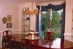 Arts and Crafts House Plan Dining Room Photo 01 - 038D-0177 | House Plans and More