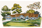 Modern Ranch Design With Tudor Impressions