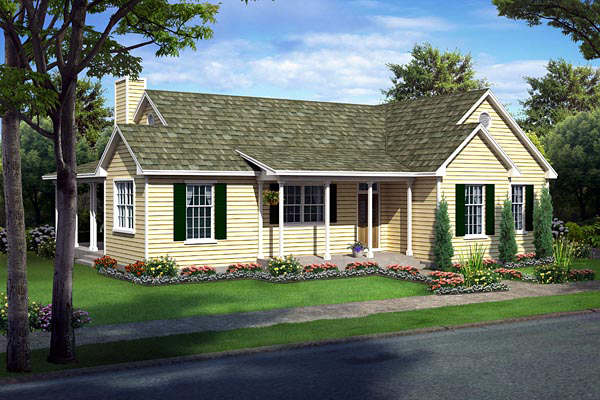 Sportsman Hill Country Home Plan 038d 0291 House Plans