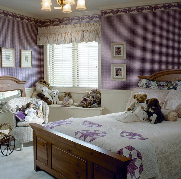 Lowcountry Home Plan Bedroom Photo 02 038D-0317