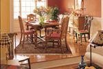 Southern House Plan Dining Room Photo 01 - 038D-0317 | House Plans and More
