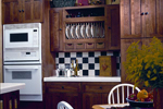 Southern House Plan Kitchen Photo 02 - 038D-0317 | House Plans and More
