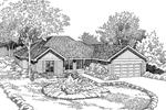 Spacious Ranch Home Plan