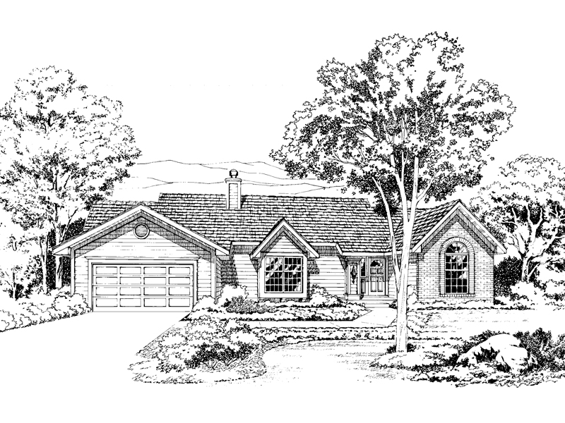Complete Ranch Home