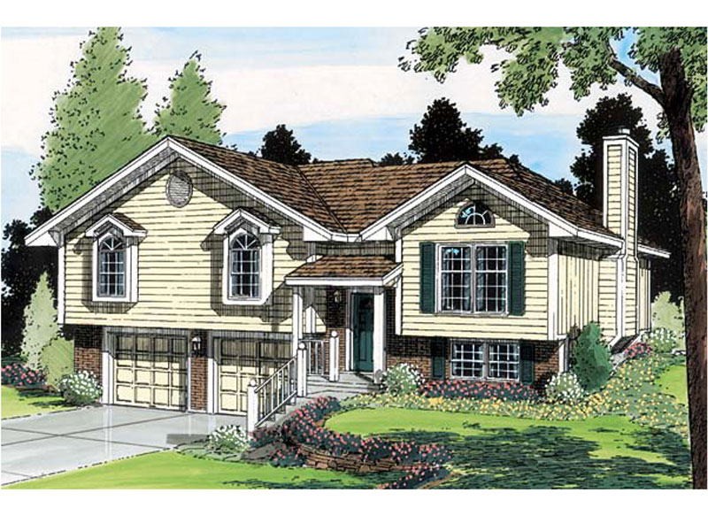 Charming Traditional Home Plan