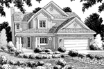 Traditional Neoclassic Design With High Curb Appeal