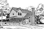 Delightful Farmhome Design With Victorian Charm