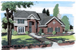 Formal Traditional Style With Colonial Impressions