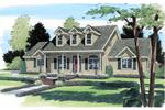 Enticing Cape Cod/ New England Design