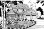 Detailed Country Farmhome Appeal With Wrap-Around Porch