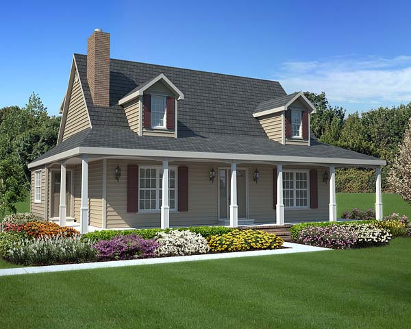jordan hill cape cod style home plan 038d-0626 | house plans and more