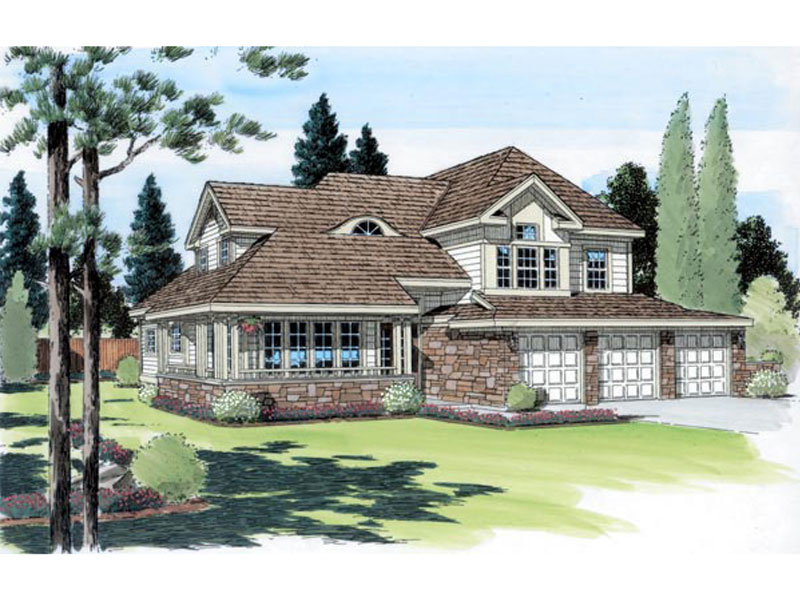 Palomar modern country home plan 038d 0733 house plans Contemporary country house plans