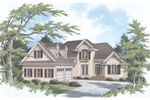 Grand Home With Traditional Elegance