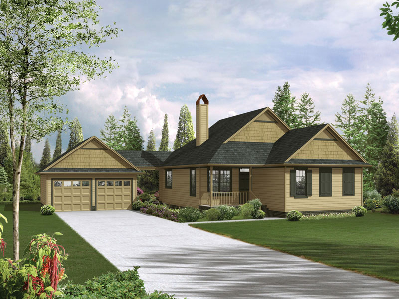 Castlecliff vacation home plan 039d 0025 house plans and for Free vacation home plans