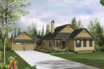 Beautiful Home With Craftman Influence