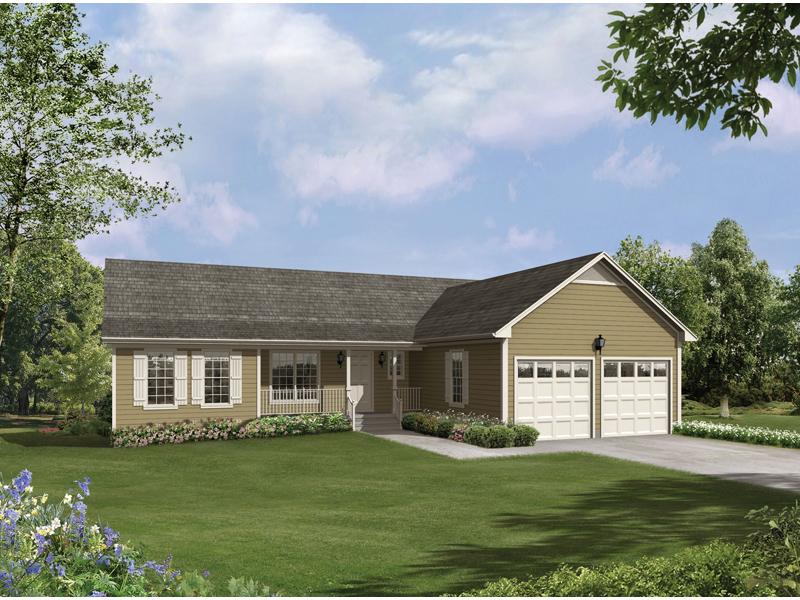 Bernardo Country Ranch Home Plan 039d 0028 House Plans