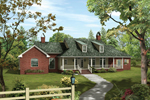 Home With Charming Country Comfort
