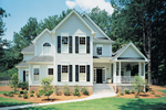 Comfortable Southern Living With Grand Appeal 